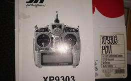 JR XP9303 PCM radio for sale  2 available