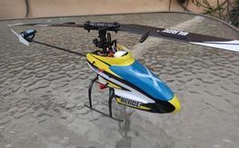 Blade mCP X BL BNF w/ 4x Batteries & Rotor Blades