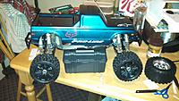 Name: IMG_20150225_212133_741.jpg Views: 10 Size: 527.4 KB Description: Rtx-27,outfitted with all proline performance. hpi carburetor. pullstart and tuned to run like a raped ape.