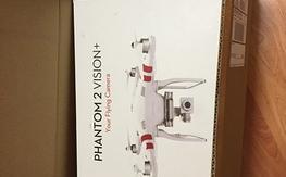 DJI Phantom 2 Vision Plus v3.0 Quadcopter