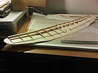 Name: 04-Assembling Wings-04.jpg Views: 53 Size: 61.4 KB Description: Basic wing with the torque rods installed.