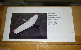 Swallow-M slope plane -NIB-