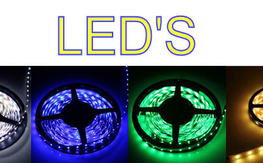Black Friday sale on LED strips and more