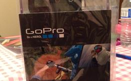GoPro black Plus nib