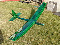 Name: P1010726.JPG Views: 22 Size: 165.5 KB Description: Airtronics sailplane.  100' wing. rudder/elevator only. Plug in wings. Asking $65.