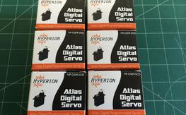 Hyperion DS09-SMD / DS09-SCD Servos