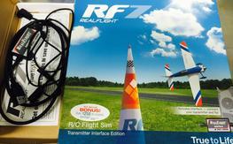 RealFlight RF-7 w/ Transmitter Interface