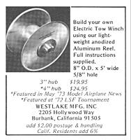 Name: Westlake MFG Winch Drum.jpg