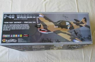 The Warhawk is honestly represented on the box cover.