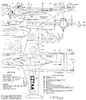 Name: AM SEA VENOM.jpg Views: 249 Size: 532.5 KB Description: Aeromodeller Sea Venom 3 view