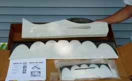Electric Foam Models Revolution 3D Trainer V2 ARF