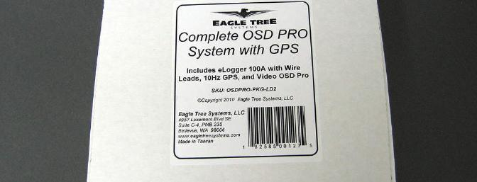 EagleTree Systems OSD kit