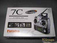 Futaba 7C - 2.4 GHz Radio System