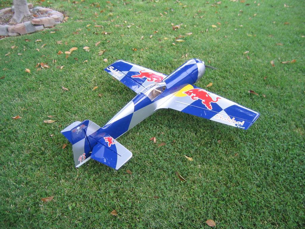 My 3D Hobby Shop Sukhoi 26!