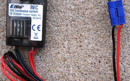 E-flite 10 amp BEC EFLA410