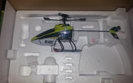 BNF Blade 120 SR and MSR + 2 Batteries and Charger