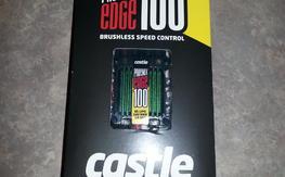 Brand New Sealed Castle Edge 100