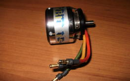 Plettenburg orbit 15-18 motor