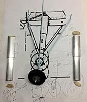 Name: Storch Landing gear.jpg