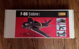 Brand new Alfa Model F-86 Sabre