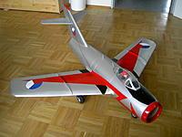 Name: PICT3119.jpg Views: 198 Size: 192.8 KB Description: Pavel Bosak Mig 15 120mm