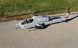 Aerodyne 700 Super Scale Cobra heli BNF