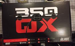 Blade QX350 BNF w/extras