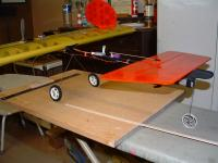 Name: 100_FUJI-DSCF0009_DSCF0009.jpg Views: 217 Size: 77.1 KB Description: The wheels were set for horizontal ailerons.