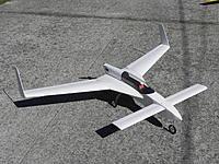 Name: DSCN0795.jpg Views: 61 Size: 310.8 KB Description: Long EZ wings are in same plane.