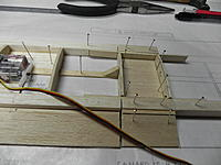 Name: DSCN1870.JPG Views: 4 Size: 654.4 KB Description: LE, TE and center joints were sanded to three degrees on a miter sander.