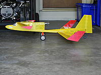 Name: Equaduck (1).JPG Views: 4 Size: 428.1 KB Description: Fast with horizontal attitude and low climb at full throttle.  No dutch roll