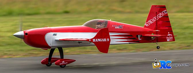 Hangar 9 Extra 330SC 60e ARF From Horizon Hobby- RCGroups.com Review