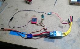 iKon + Bluetooth + YEP 120LV + Gov. Sensor