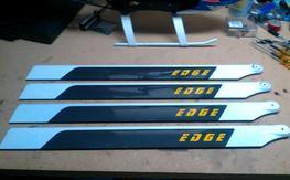 2 Sets of Edge 553mm FBL Blades