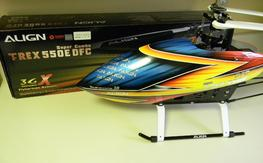 New Trex 550e DFC for sale or trade