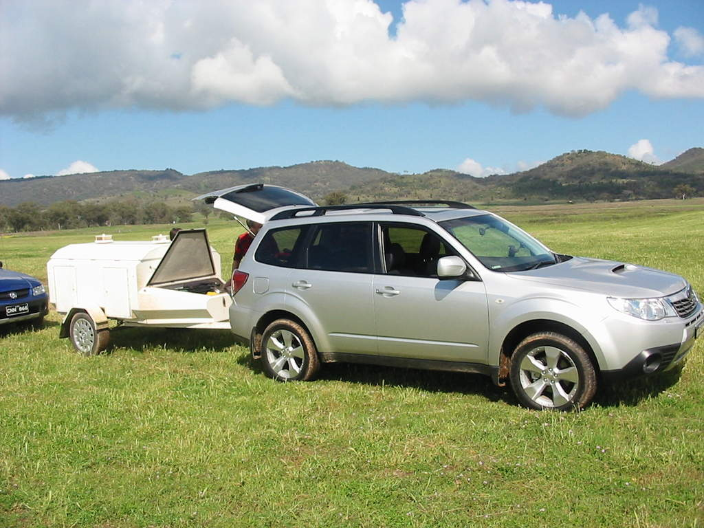 Subaru Diesel Forester Manilla 23/09/2010 new with 700kms