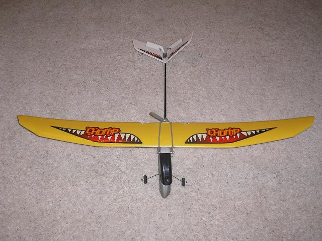 #1. H.Z. Fighterbrd.  This was my very first plane.  Believe it or not, this P.O.S. still flies.