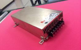 MEAN WELL Heavy duty power supply: 12v ,50 amp