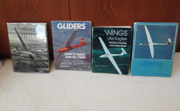 Four soaring-related books for sale