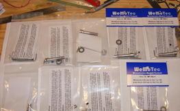 Wemotec 4mm adapter for Minifan EVO and Minifan