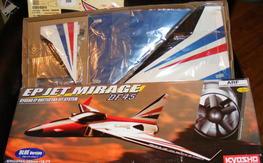 NIB Kyosho Mirage EDF