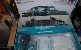 New In Box Tamiya Tamtech 1/12