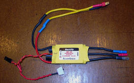 GP Electrifly SS-45  Used 45Amp ESC  $38 Shipped