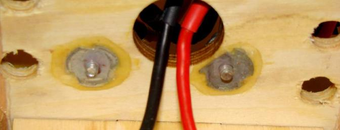 Firewall & motor mount screws