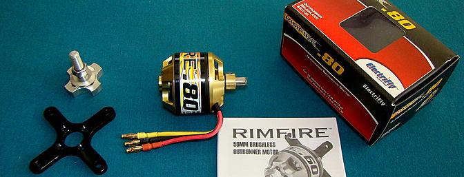 <b>ElectriFly Rimfire Motor</b>