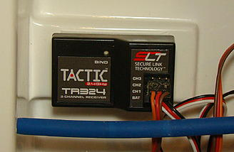 Tactic Receiver (RTR)