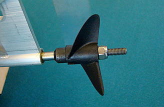 44 mm FRP Surface Drive Propeller