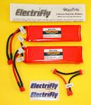 Electrifly Power Series LiPoly Batteries
