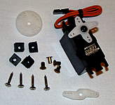 JR DS821 Servo