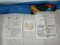 Sail Bag and Instructions